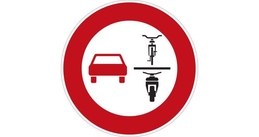 Verkehrszeichen 277.2