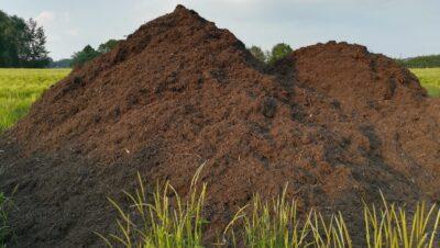 Kunststoff-Kompost